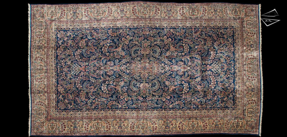 15x26 PERSIAN Cyrus Crown® PALACE RUG