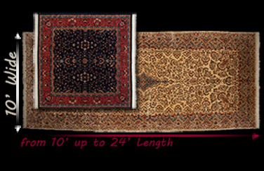 All 10' Wide Rugs