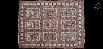 18x24 Antique Persian Kerman Rug