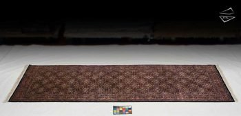 4x12 Bijar Design Rug Runner