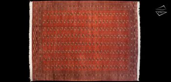 12x16 Bokhara Rug