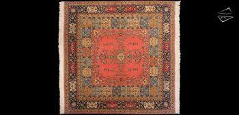 12x12 Bulgarian Square Rug