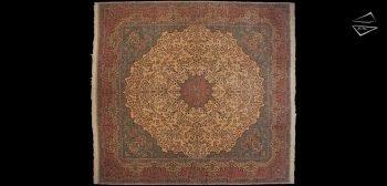 14x15 Bulgarian Square Rug