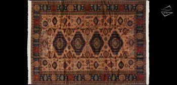 8x11 Caucasian Rug