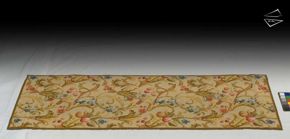 3x8 Chinese Needlepoint Rug Runner