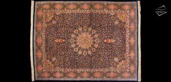 10x14 Fine Ardabil Design Rug