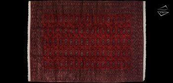 10x14 Fine Bokhara Rug