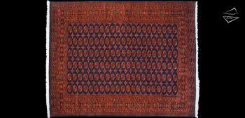 11x14 Fine Bokhara Rug