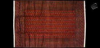 12x18 Fine Bokhara Rug