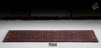 3x12 Fine Bokhara Rug Runner
