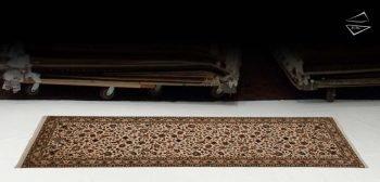 3x10 Fine Isfahan Design Rug Runner