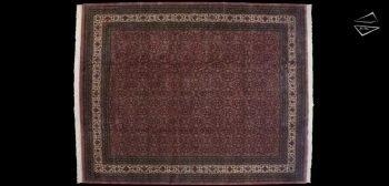 12x15 Herati Design Rug