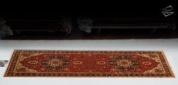 4x12 Heriz Design Rug Runner