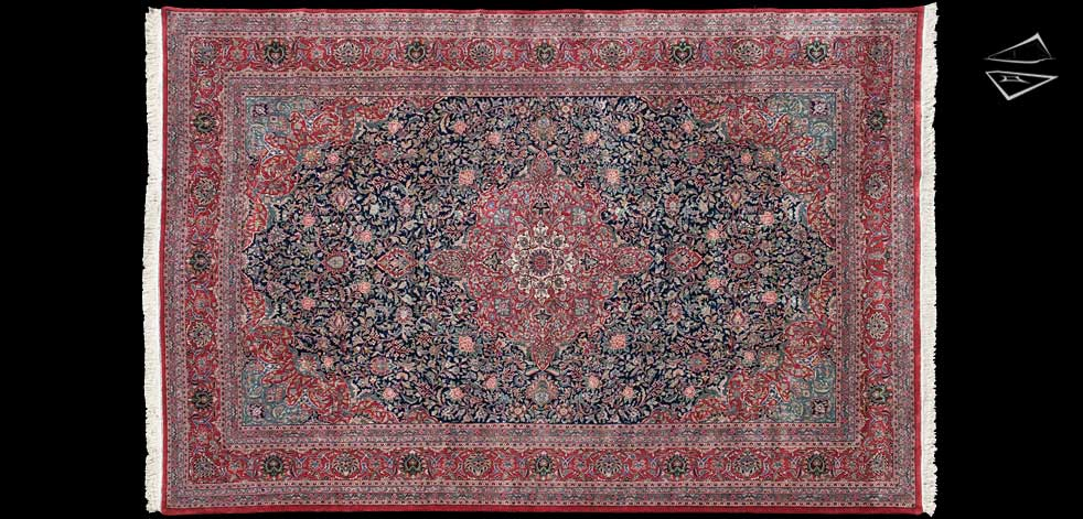 12x18 Kashan Design Rug