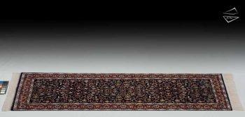2.5x7 Kashan Design Rug Runner