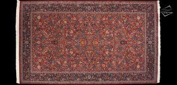9x15 Kashan Design Rug