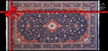 9x16 Kashan Design Rug