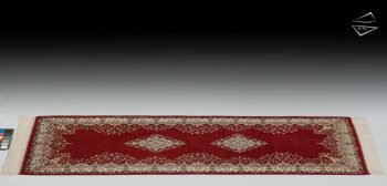 2.5x7 Kerman Design Rug Runner