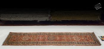 3x9 Pak Caucasian Design Rug Runner