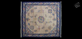 12x13 Peking Design Square Rug