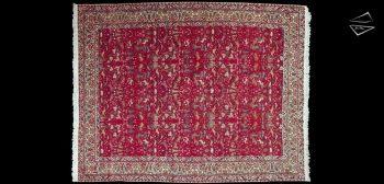 10x13 Persian Ardebil Rug