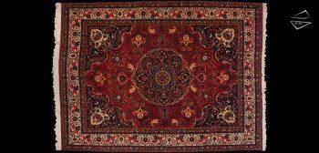 11x14 Persian Ardebil Rug