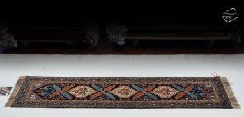 3x11 Persian Ardebil Rug Runner