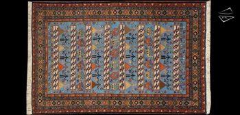 6x10 Persian Ardebil Rug