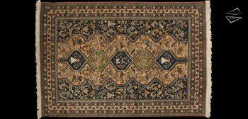 7x10 Persian Ardebil Rug