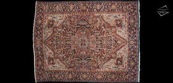 11x14 Persian Bakshaish Rug