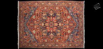 11x15 Persian Bakshaish Rug
