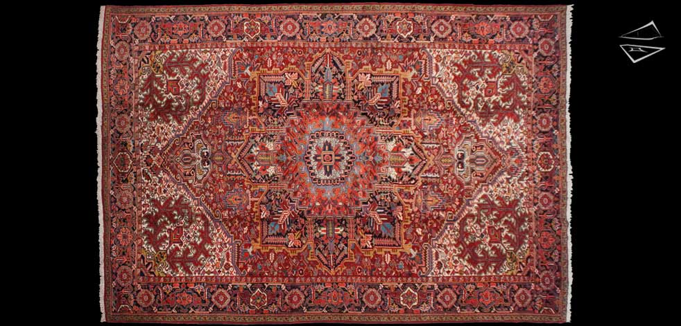 11x16 Persian Bakshaish Rug