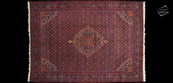 10x14 Persian Bijar Rug