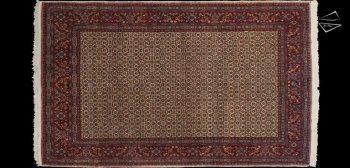 6x10 Persian Birjand Rug