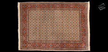 7x10 Persian Birjand Rug