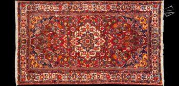 5x9 Persian Borchalou Rug
