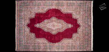 11x16 Persian Cyrus Crown Kerman Rug