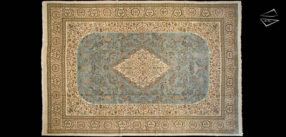 13x19 Persian Cyrus Crown® Tabriz Rug