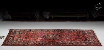 5x12 Persian Dargazine Rug Runner
