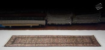 3x12 Persian Design Rug Runner