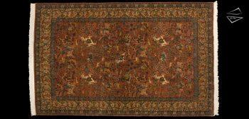7x11 Persian Design Rug