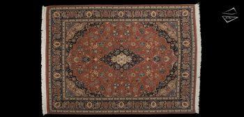 8x11 Persian Design Rug
