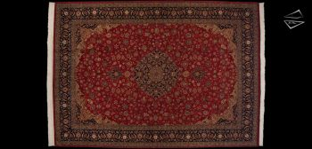 12x17 Persian Design Pakistani Rug