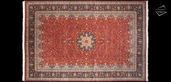 12x18 Persian Design Pakistani Rug