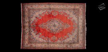 10x14 Persian Hamadan Rug