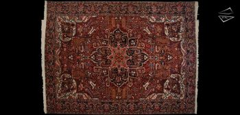 Persian Heriz Rugs