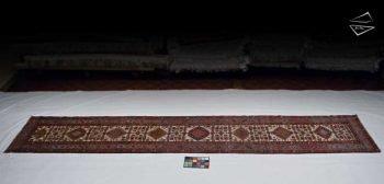 3x15 Persian Heriz Rug Runner
