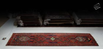 6x17 Persian Heriz Rug Runner