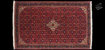 7x11 Persian Hoseinabad Rug