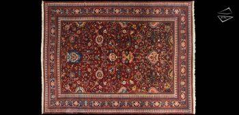 12x16 Persian Isfahan Rug
